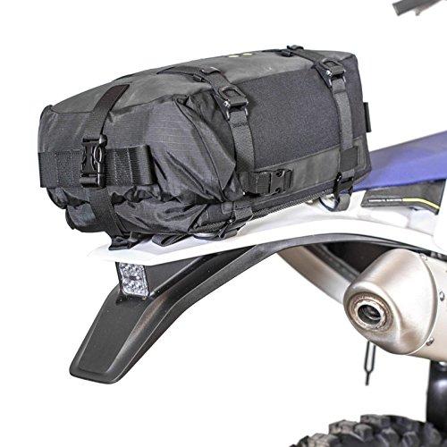 Kriega OS 12 L Satteltasche Motorrad Wasserdicht Bike Touring Tasche Multifunktion Schwarz, KOS12