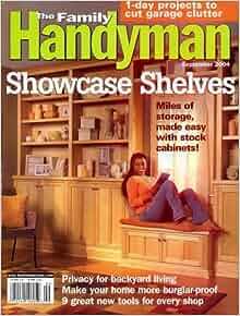 The Family Handyman September 2004 Volume 54 Number 8