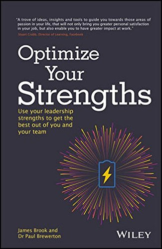 Optimize Your Strengths leadership strengths product image