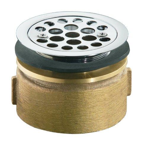 KOHLER K-9146-CP Service Sink Strainer, Polished ()