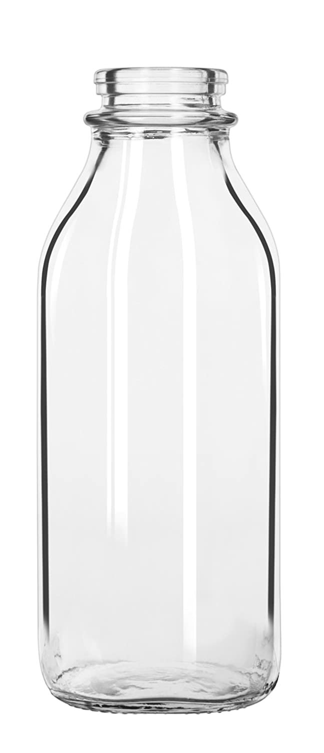 Amazon.com: Libbey 92129 – 33,5 oz. Botella de leche de ...