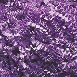 Lavender Crinkle Cut Paper Shred 10 lbs/Case