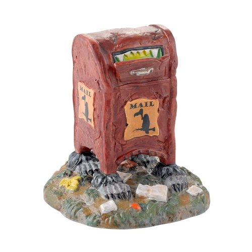 Department 56 Accessories for Villages Halloween Haunted Delivery Accessory Figurine, 3.15 inch -