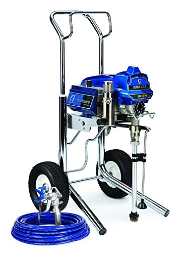 Graco Airless Paint Sprayer, Cart, 0.54 gpm
