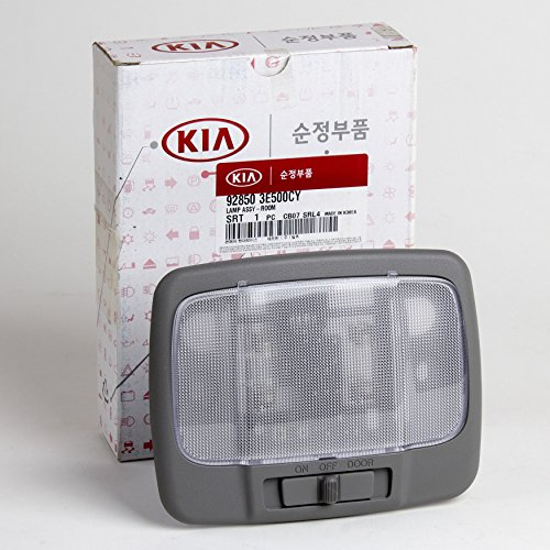 Genuine OEM Kia Overhead Console Lamp 2007-08 Sorento (no sunroof) 92850-3E500CY