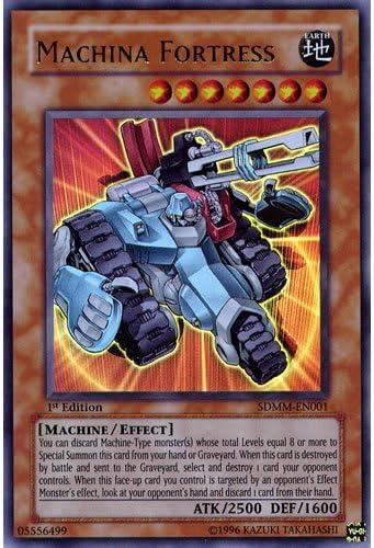 Yu-gi-oh! Machina Madness Deck 1 Com Air Raider//Cannon//deender//Fortress geofr