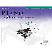 Primer Level - Performance Book: Piano Adventures