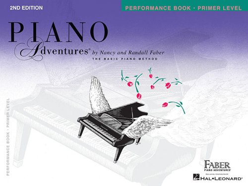 Primer Level - Performance Book: Piano Adventures