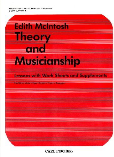 Theory and Musicianship (Book 2 Part 2)