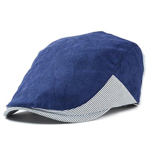 azul única Gorra béisbol marino hombre para de Talla Kuyou qHXB8