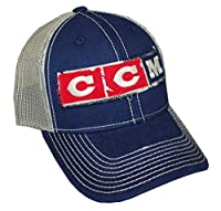 New CCM Olympic Hockey Team USA Flag Baseball Cap/Hat Embroidered (Blue/White)