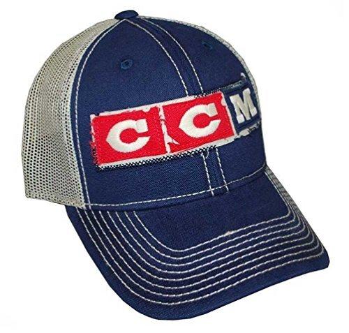 New CCM Olympic Hockey Team USA Flag Baseball Cap/Hat Embroidered - Team Hat