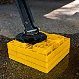 Camco Heavy Duty Leveling Blocks, Ideal For
