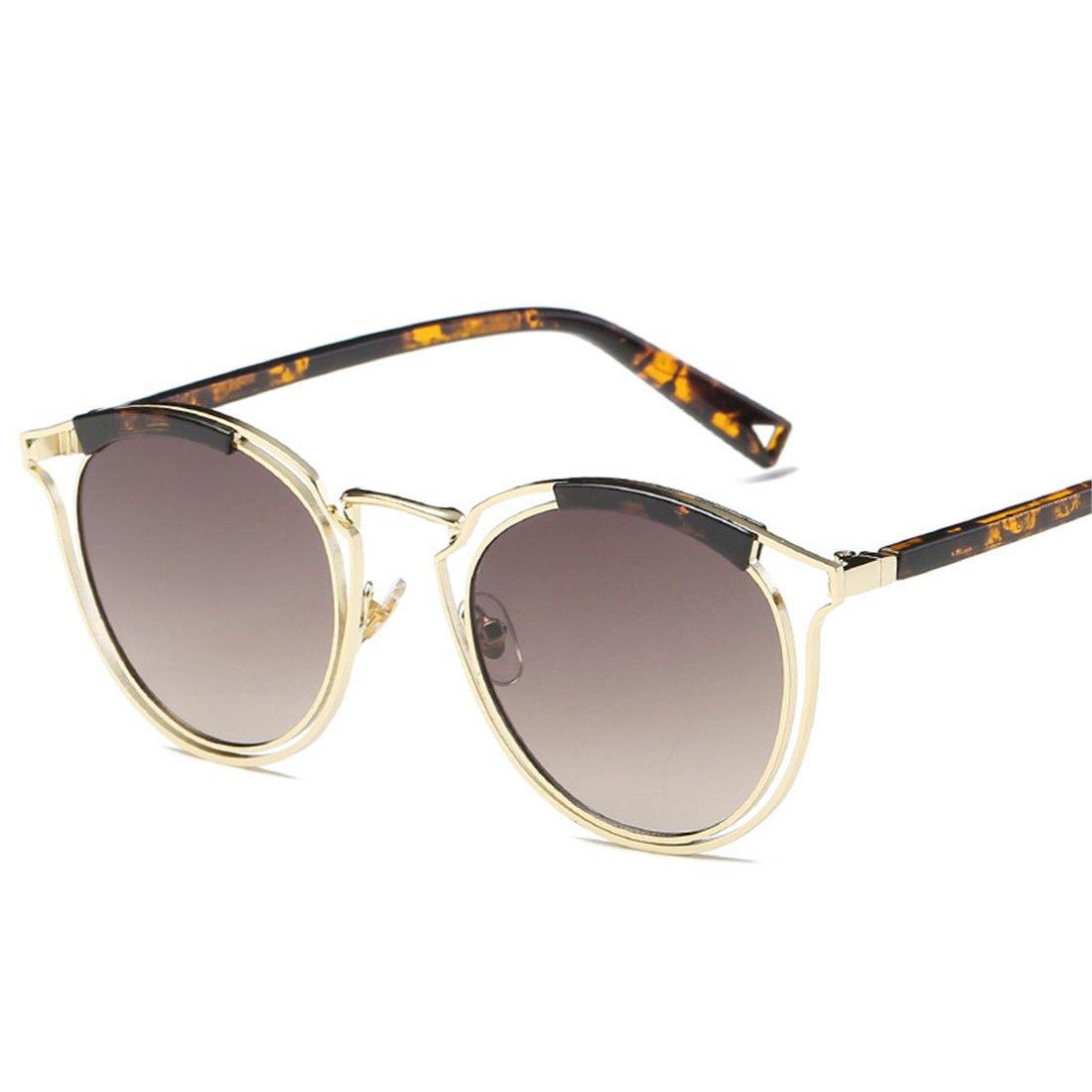 GCC Las Gafas de Sol Tendencia Calle Expuestos con Gafas de ...
