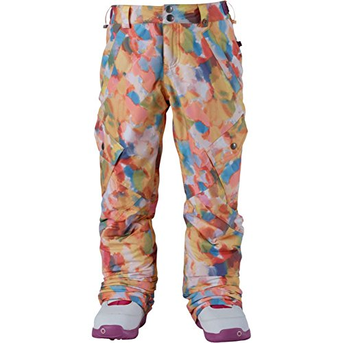 Burton Girl's Cargo Elite Pant, Laila, Small