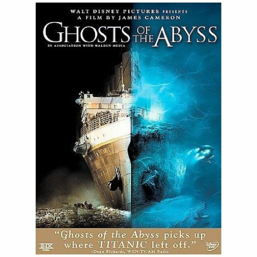 GHOSTS OF THE ABYSS(DVD 2DISC)