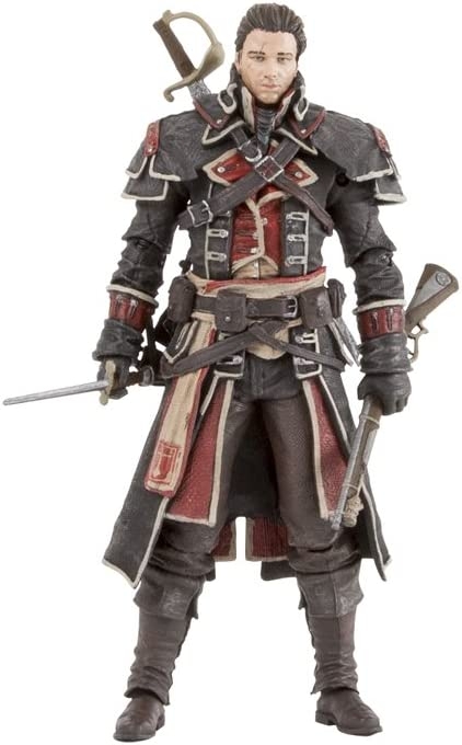 Amazon Com Mcfarlane Toys Assassin S Creed Series 4 Shay Cormac Figure Toys Games
