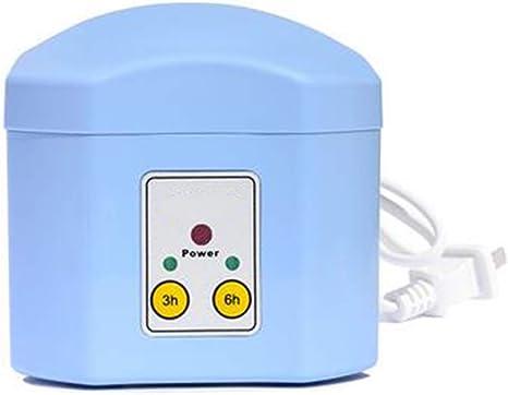 Hearing Aid Case Temporizador de 3/6 Horas Secador Profesional de audífonos Caja de Secado Caja deshumidificador Caja Seca para Proteger los audífonos Accesorios: Amazon.es: Deportes y aire libre