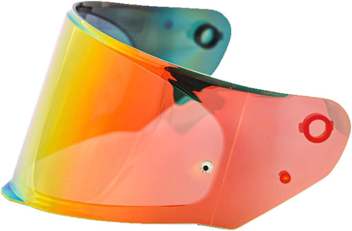 Sunset Red Iridium LS2 Helmets Assault//Rapid//Stream Outer Face Shield