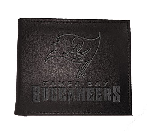 Team Sports America Tampa Bay Buccaneers Bi-Fold Wallet