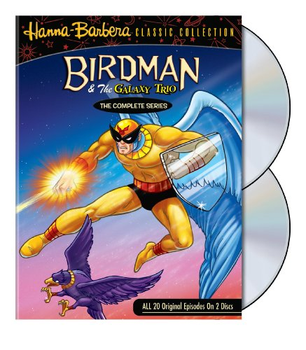 Birdman & The Galaxy Trio Show: The Complete Series by Unknown