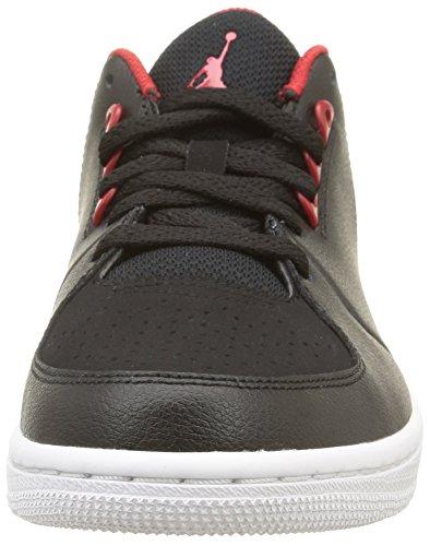 Musta Alhainen Lento musta Puna Kuntosali valko Nike Miesten Lenkkarit Jordan 3 1 xApfwH
