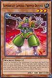 Yu-Gi-Oh! - Superheavy Samurai Prepped Defense (BOSH-EN009) - Breakers of Shadow - Unlimited Edition - Common