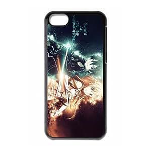 Sword Art Online Sao KIRITO y Asuna M6L36V9QK funda iPod Touch 6 caso funda N2GWXQ negro