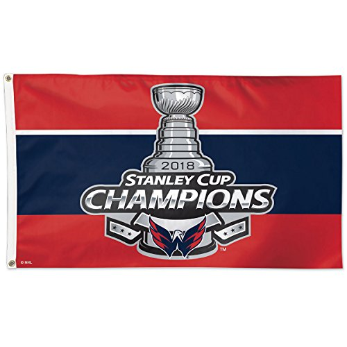 WinCraft Washington Capitals 2018 NHL Stanley Cup Champions