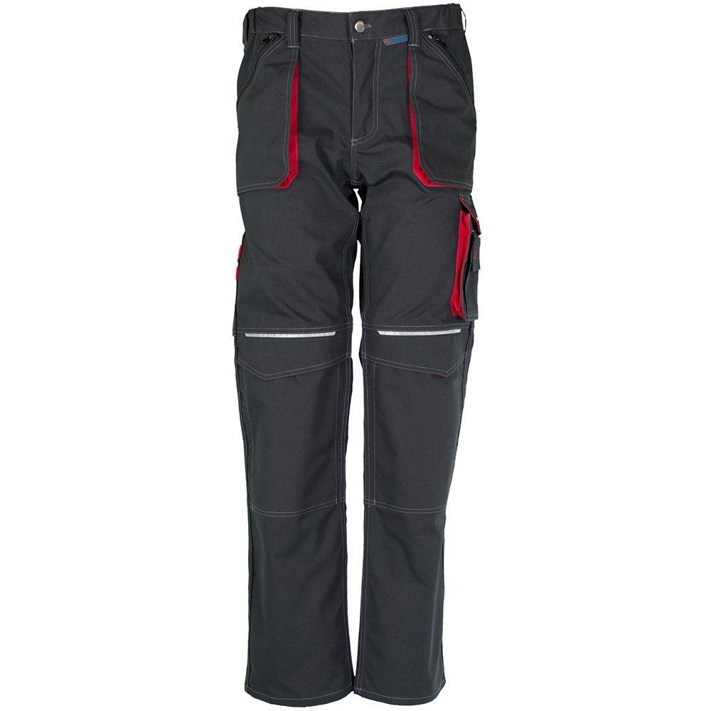 Basalt Arbeitskleidung Bundhose oliv rot B00I9I3RD2 Arbeitshosen Gewinnen Sie hoch geschätzt