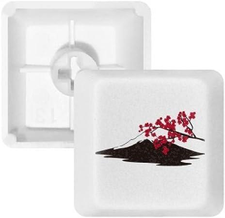 DIYthinker Sakura Y Patrón Fuji Teclas Pbt Japonés para ...