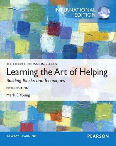 Download Learning the Art of Helping: Building Blocks and Techniques PDF