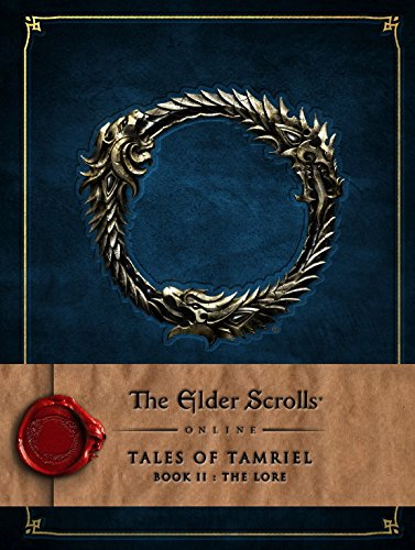The Elder Scrolls Online: Tales of Tamriel: Book II: The Lore cover