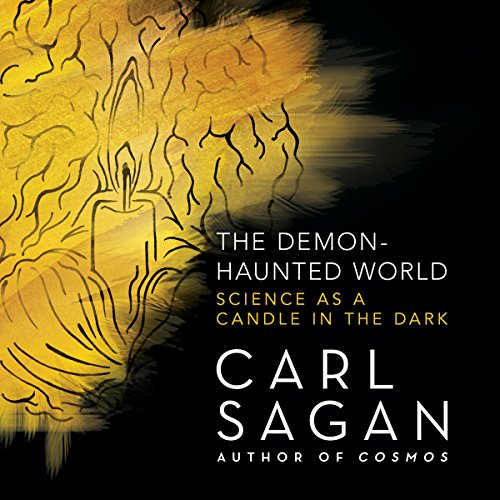 The Demon-Haunted World: Science as a Candle in the Dark Audiobook [Free Download by Trial] thumbnail