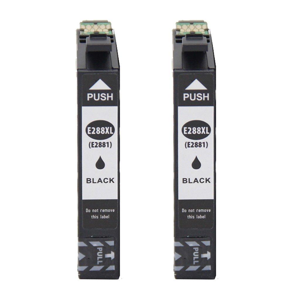 AQree 2 Pack Remanufactured Ink Cartridges Compatible Use XP-330 XP-340 XP-430 XP-434 XP-440 XP-446 Printer (2X Black) XiaoMi HuanBao KeJi Ltd