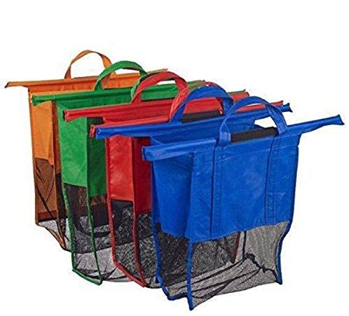 Reusable Grocery Cart Bags - 9