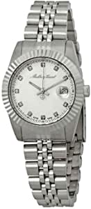 Mathey-Tissot Rolly III Crystal Silver Dial Ladies Watch D810AI