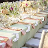 Table Skirting Clips Tablecloth Clips for Table 1