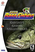 "Dreamcast CGC Huge Poster Glossy Finish - Sega Bass Fishing- Sega DC - SDC088 (24"" x 36"" (61cm x 91.5cm))"