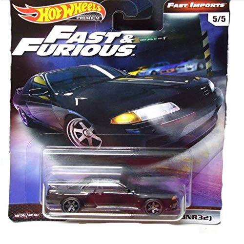 Amazon.com: 2019 Hot Wheels Premium Fast & Furious Fast Imports Complete Set of 5: Toys & Games