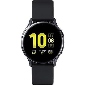 Galaxy Watch Active2 Bluetooth Aluminium 44mm - Aqua Black (UK Version)