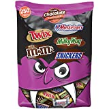 #3: MARS Chocolate Favorites Halloween Candy Bars Variety Mix 96.2-Ounce 250-Piece Bag