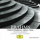 Brahms: Complete String Quartets, Quintets & Sextets