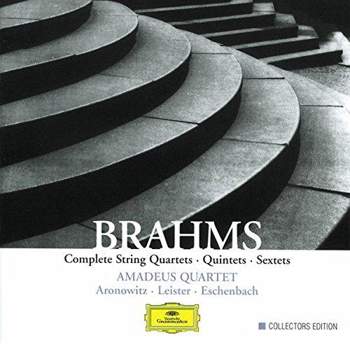 CD : Amadeus Quartet - Complete String Quartets (Boxed Set, Collector's Edition, 5 Disc)
