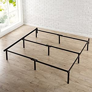 Amazon Com Zinus 12 Inch Compact Bed Frame With 9 Legs