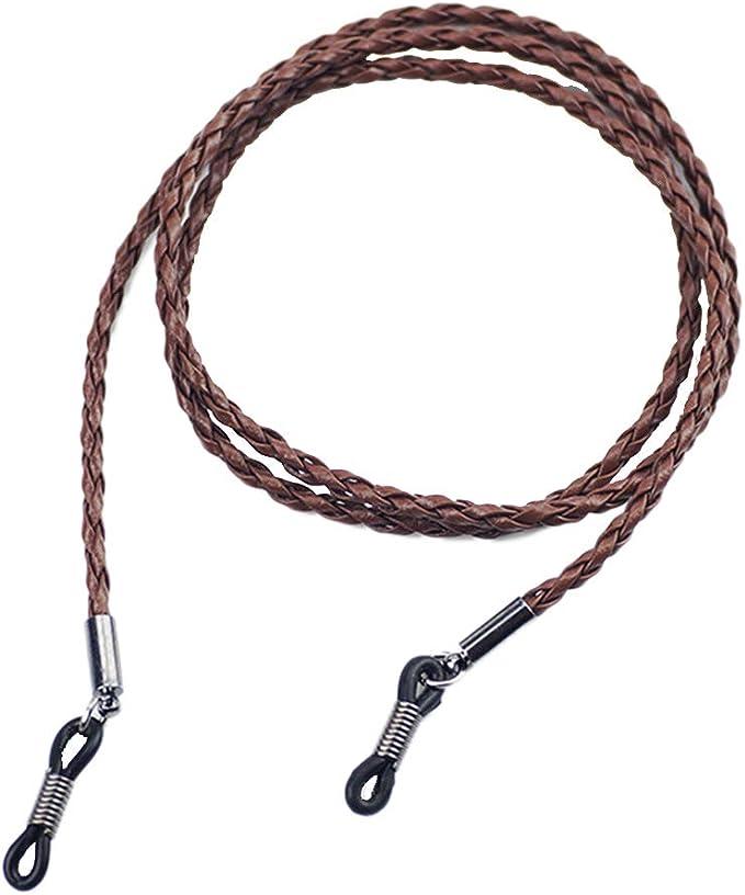 Frauen M/änner Multi-Color verstellbar Securely Hals Schnur String Brillen Retainer f/ür Sport und Outdoor-Aktivit/äten-Kid 6 St/ück Glasses Halter Strap