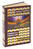 Starship Troopers and Stranger in a Strange Land, Leatherbound Edition by Robert A. Heinlein (2014) Hardcover