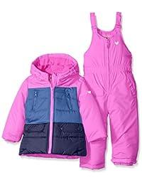 OshKosh girls Snowsuit With Puffer Coat