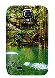 Chistmas' Gift - Cute Appearance Cover/tpu OTlWmmz4756KxEFV Green Lake Case For Galaxy S4