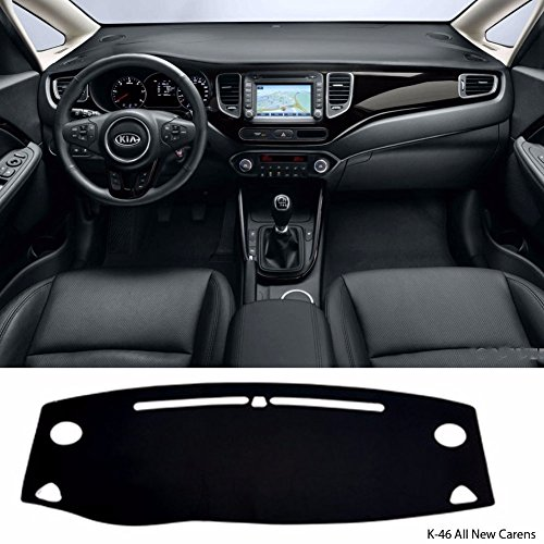 Car Dash Cover Mat Pad Sun Cover Carpet for KIA Rondo 2013+ All New Carens K46 B/B